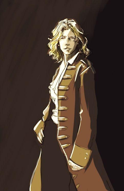 Lestat de Lioncourt...Wolfkiller.