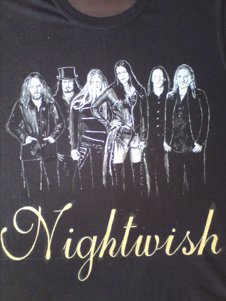 Nightwish T-shirt