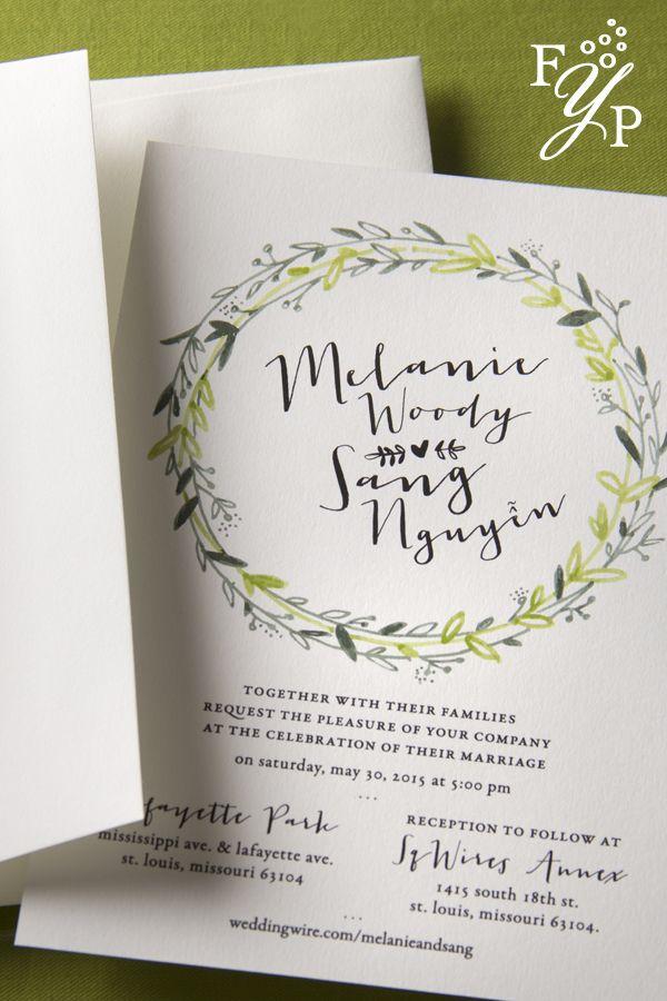 Letterpress Invitations Invites Wedding Invitations Wedding Parties