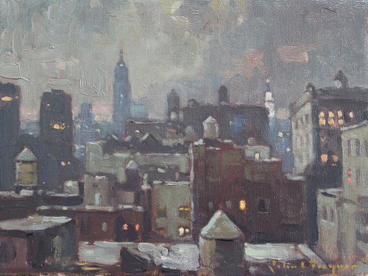 John Traynor Paintings For Sale