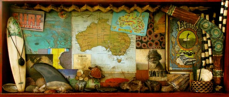 Australia, Surf, Vintage.