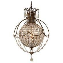 oxidized bronze finish with hand polished u0026 antique quartz glass murray feiss bellini 3 light hall pendant