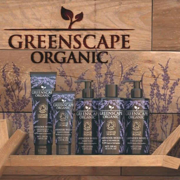 Greenscape Organic offers high-end, luxury skin care with the official @soilassociation COSMOS-standard organic certification.