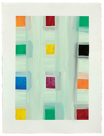 "Mary Heilmann, ""Doris"" (1995) #art"