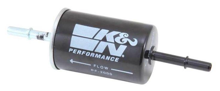 K&N 1999-2008 Ford F150 F250/ 1998-2011 Ford Crown Victoria/ 2001-2012 Ford E150 E250 E350 E450/ 1999-2006 Ford Expedition Explorer Fuel Filter