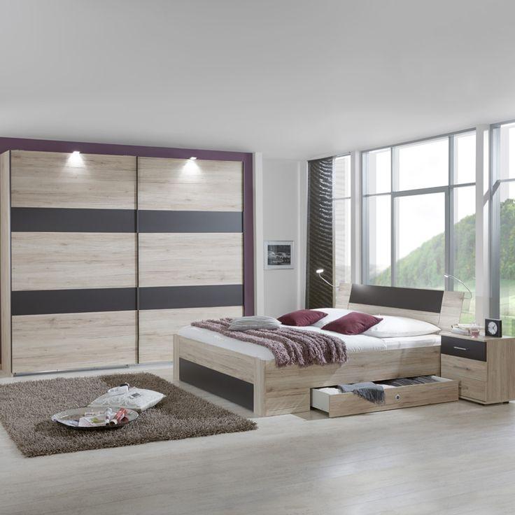 Die besten 25+ Schlafzimmer Sets Ideen auf Pinterest - schlafzimmer set 140x200
