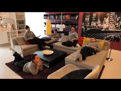 Tips 6: Vardagsrum - Möblering - YouTube