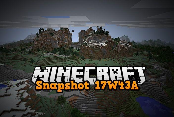 Minecraft 1.13 to techniczna aktualizacja, na którą czeka wiele użytkowników. Dziś pojawił się pierwszy snapshot 17w43a dla przyszłego wydania 1.13
