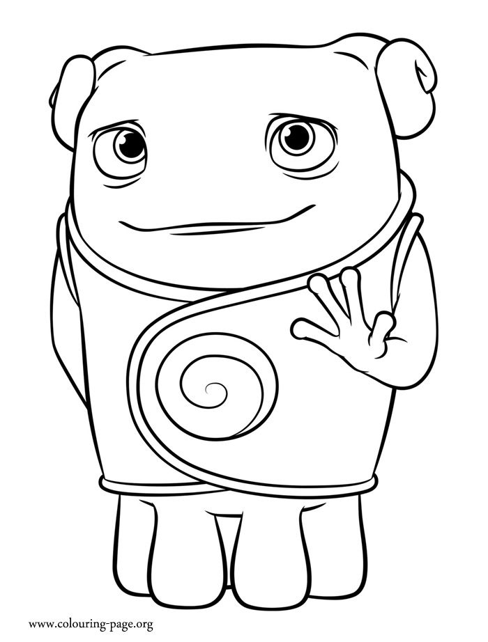 coloring pages for igore movie - photo#21