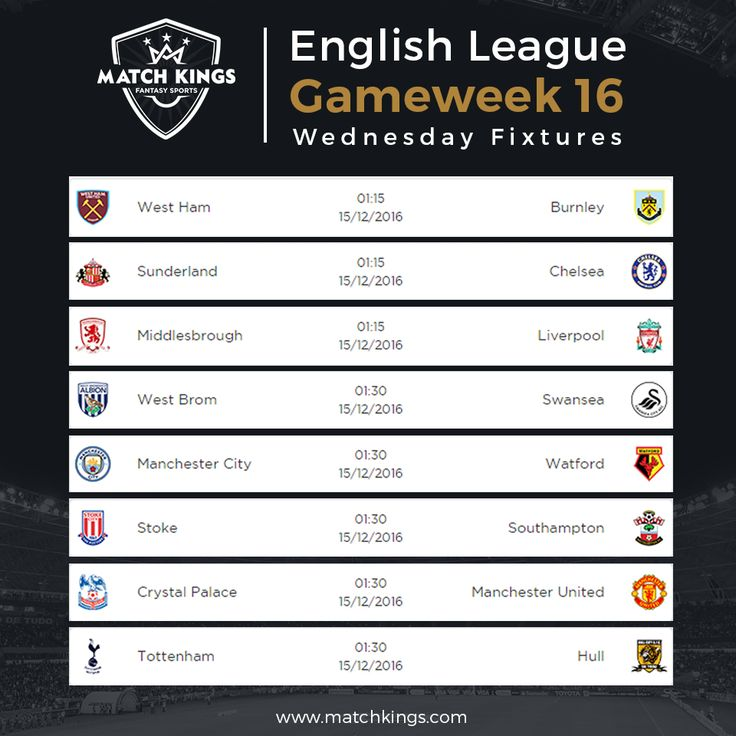 8 Premier League games are here to brighten up your Wednesday night! Good luck to all managers on www.matchkings.com! #MatchKhelo #pl #fpl #fantasysoccer #soccer #fantasyfootball #football #fantasysports #sports #fplindia #fantasyfootballindia #sportsgames #gamers  #stats  #fantasy #MatchKings