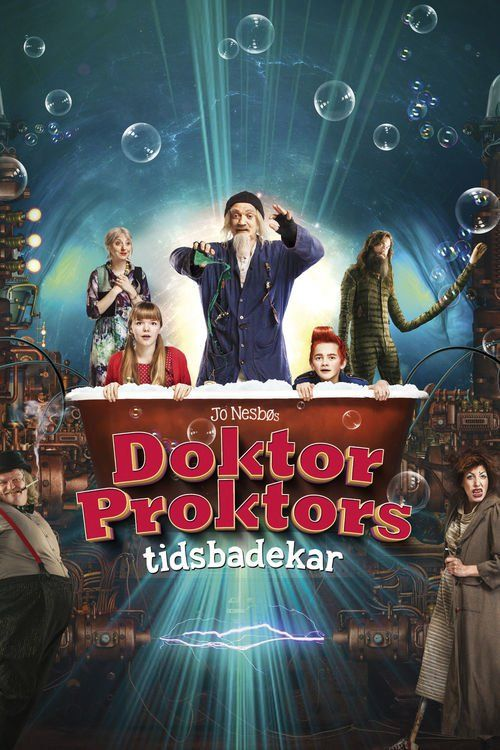 Doctor Proctor: Bubble in the Bathtub 【 FuII • Movie • Streaming
