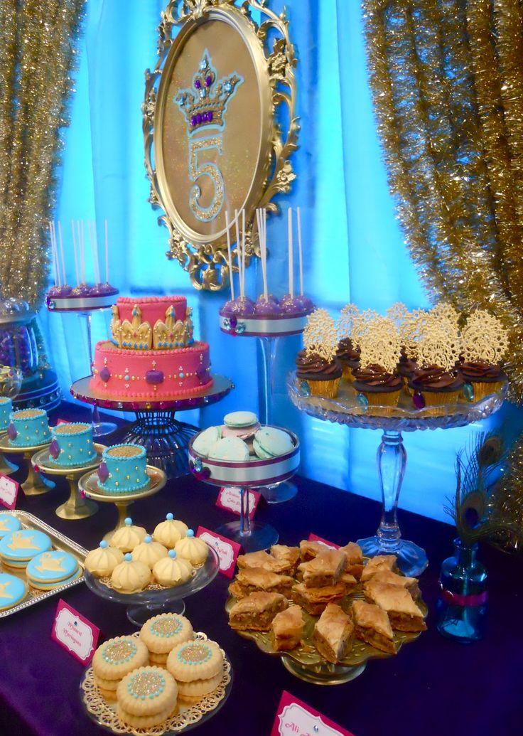 Genie Lantern Centerpieces Oh Sugar Events Arabian