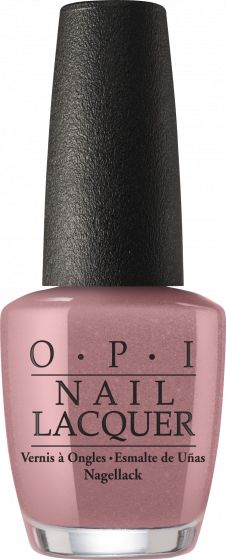 OPI's Iceland Collection | Reykjavik Has All the Hot Spots Nail Lacquer Bottle