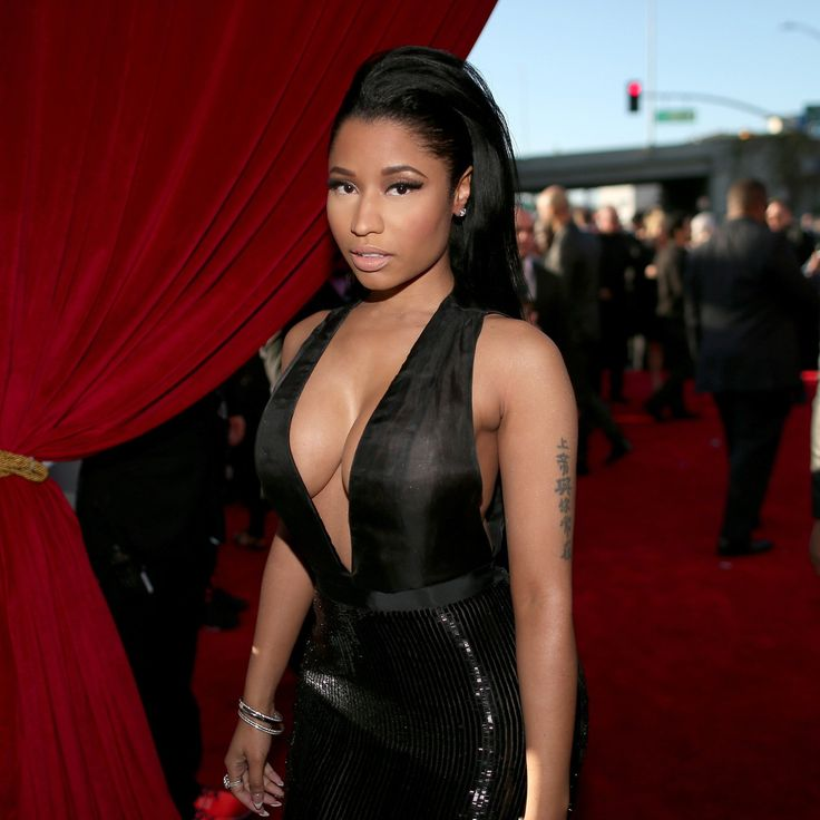 Newly Single Nicki Minaj on Feminism, Meek Mill, and Rapping at 50
