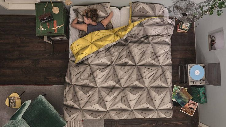 Snurk Monogami dekbedovertrek