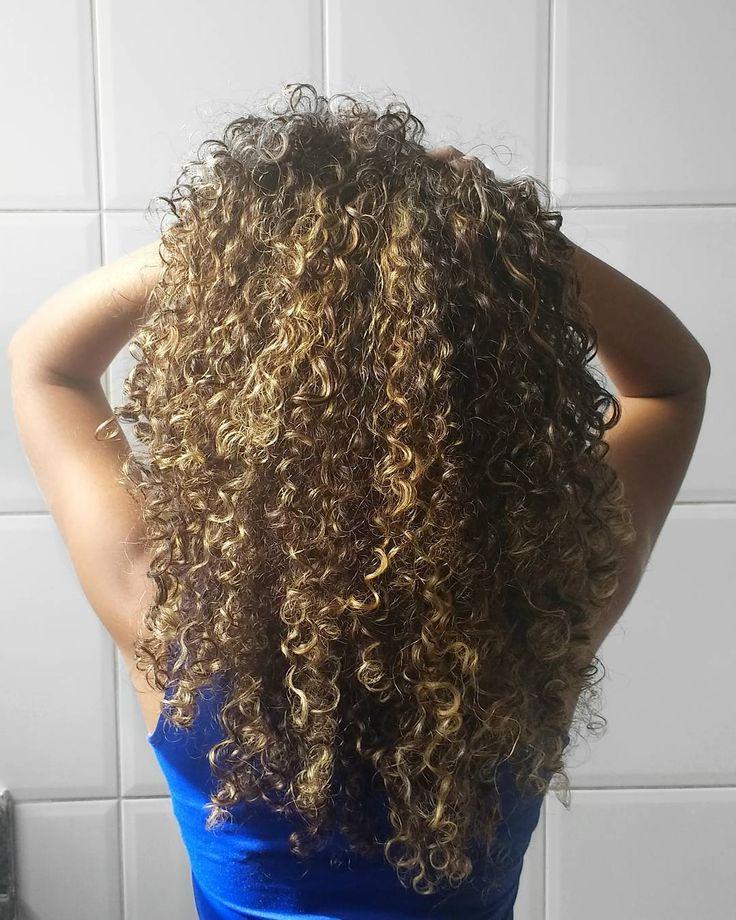 Agora é pra valer, vou deixar o cabelo crescer ❤👏