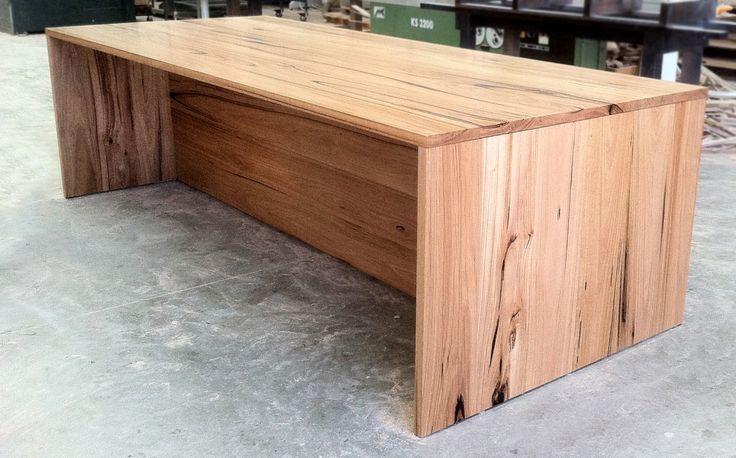 Native Australian timber modern desk