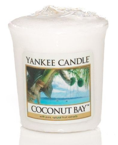 Yankee Candle coconut bay votive: Parties 2 Order