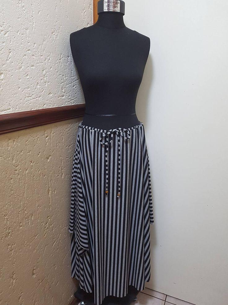 Circle Maxi Skirt by BetrendByAdele on Etsy