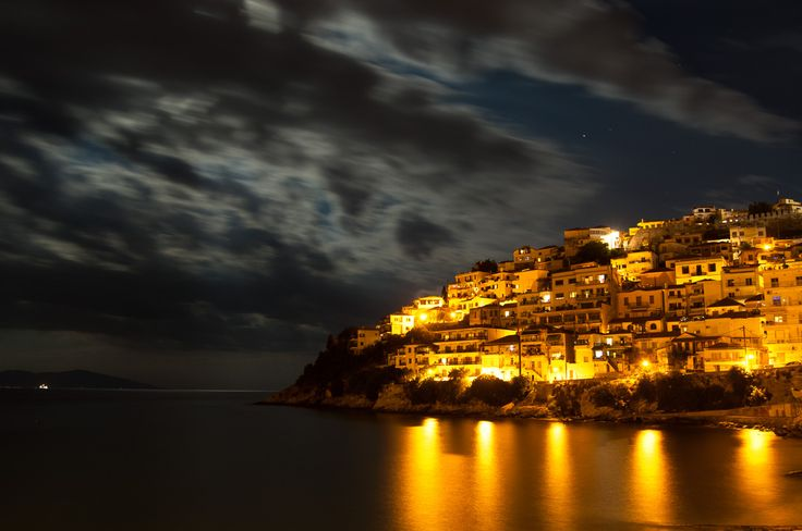"""Between the rivers Struma and Mesta, embraced by Mount Pangeo, the plain of Philippi and mountains of """"Lekani"""", next to an endless coastline, the prefecture of Kavala has a creative present and a lively routine."""