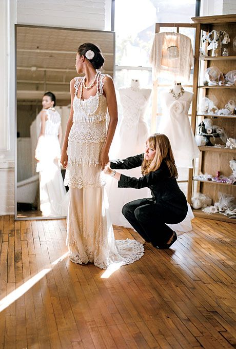 Brides.com: How to Find the Perfect Wedding Dress for Your Body Type. Wedding Dresses for Your Body Type. You've found The One. Now it's time to find a wedding dress that will take everyone's breath away. It's out there, trust us! Whether you're plus-size, petite, larger busted, or completely lacking curves, the right style paired with genius design details can give you the look you've always dreamed of. Follow our expert guide and prepare to make the biggest entrance of your ...