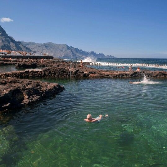 1350 best images about gran canaria on pinterest palmas for Piscinas agaete