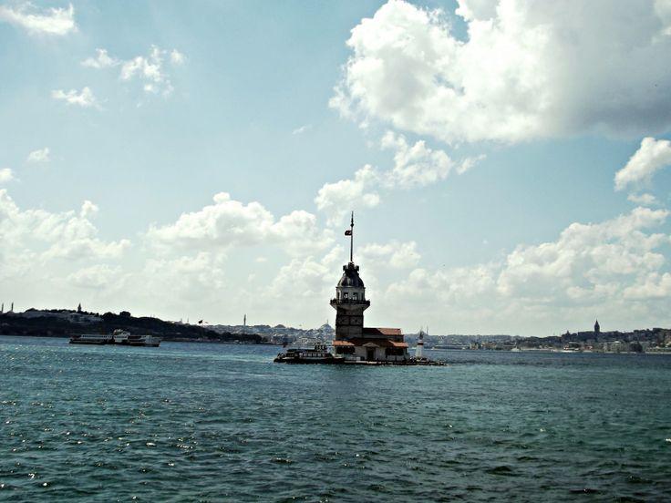 Kız Kulesi - Üsküdar - İstanbul