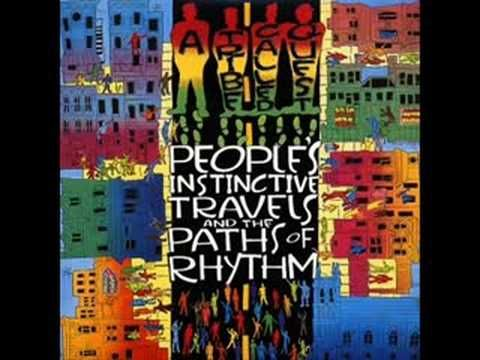 A Tribe Called Quest - I Left My Wallet in El Segundo    Do not own.