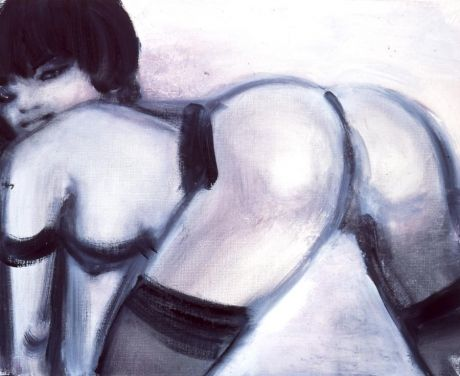 Marlene Dumas (like a) chambermaid , 1999