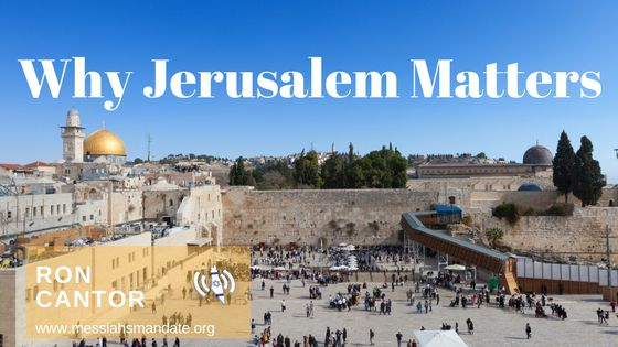 I cannot remember another time, in my lifetime, when the world was so completely unified in anger. From France to Turkey, from Hamas to Bernie—the majority of the world believes that President Trump's recognition of Jerusalem as Israel's capital was, at best, a mistake and, at worst, the end of the world! But don't fear.…