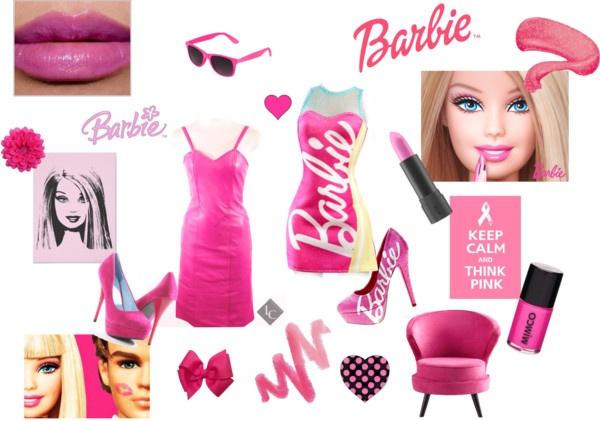 """""""Barbie"""" by kdstdm on Polyvore"""