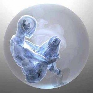 Les bulles de lumière ou boucliers psychiques …….. Je vous donne ces bulles avec les couleurs : Lumière blanche : Cette lumière offre une bonne protection