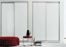 Homebase White Full Panel Door With Matching Frame