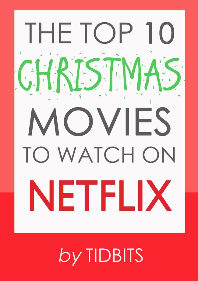 Wonderful list of Christmas movies to watch on Netflix through online streaming.