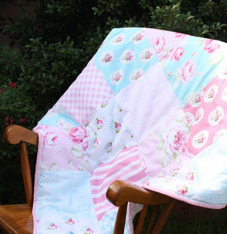 Sunshine Roses comforter by piccolo studio