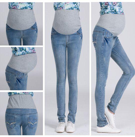 Pin en pantalones para embarazadas