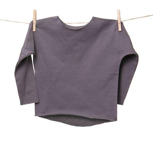 too Long organic - koszulka z długim rękawem.