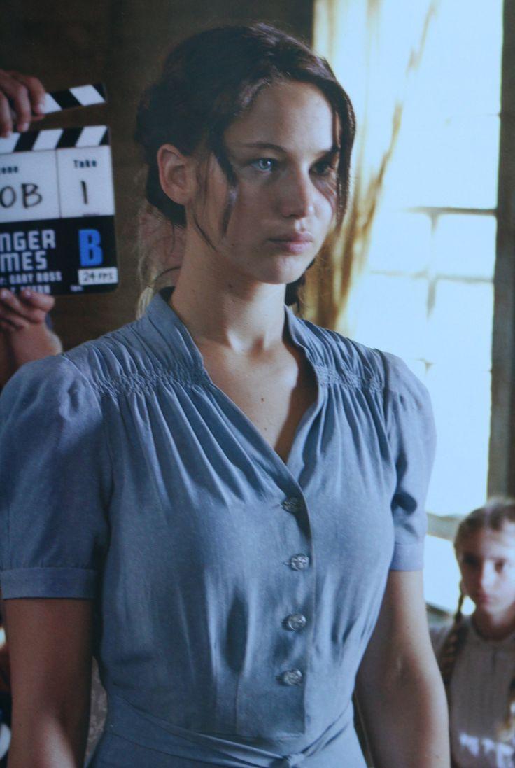 What pictures represent katniss everdeen yahoo answers - Katniss Jennifer En El Rodaje