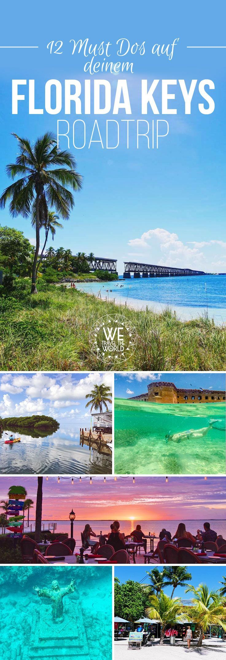 Florida Keys Guide: 12 Dinge, die deine Florida Keys Rundreise unvergesslich machen – WE TRAVEL THE WORLD | Reise Blog | Reiseinspiration