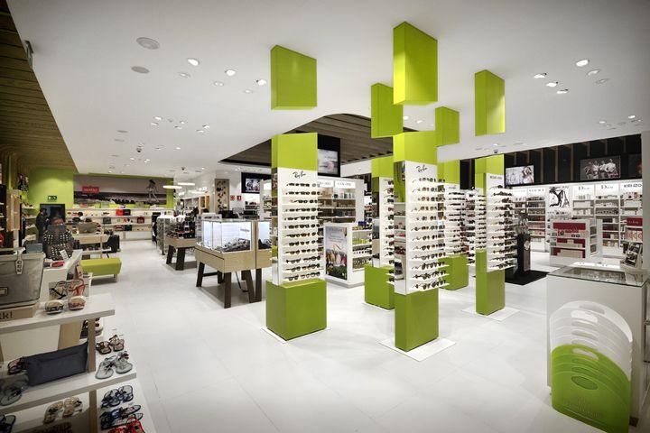 Fund grube perfumery shop by mostaza design las palmas - Showroom las palmas ...
