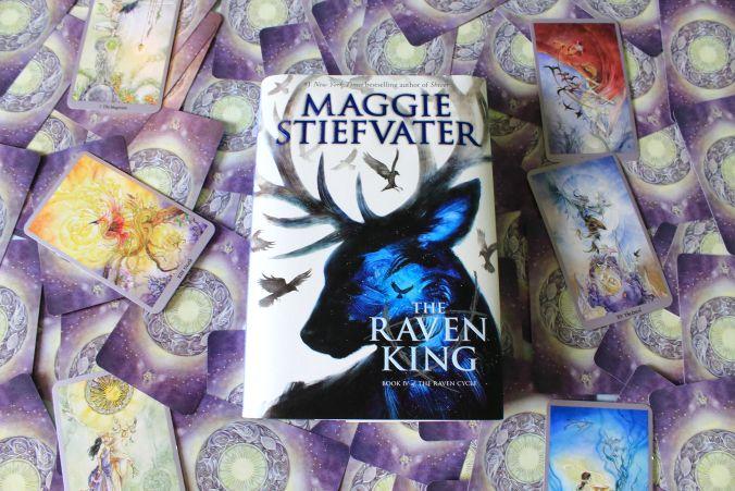 Resenha: The Raven King, de Maggie Stiefvater (A Saga dos Corvos #4)
