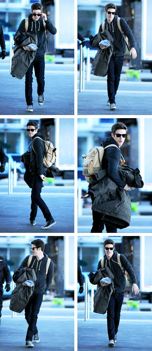 We already know u are hot now stop acting like life is a photoshoot #GrantGustin