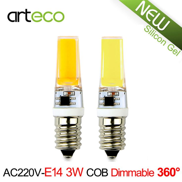 $1.91 (Buy here: https://alitems.com/g/1e8d114494ebda23ff8b16525dc3e8/?i=5&ulp=https%3A%2F%2Fwww.aliexpress.com%2Fitem%2FE14-LED-Lamp-AC220V-3W-COB-Dimmable-LED-Bulb-300LM-Silicon-Gel-E14-LED-Spotlight-Replace%2F32709709924.html ) E14 LED Lamp AC220V 3W COB Dimmable LED Bulb 300LM Silicon Gel E14 LED Spotlight Replace Halogen Lamp Chandelier Crystal Light for just $1.91