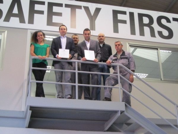 Congratulations to MAN|PrimeServ in Las Palmas who has been awarded the ISO 9001 & ISO 14001 certifications