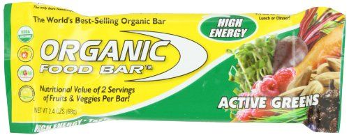 Organic Food Bar Active Greens - http://goodvibeorganics.com/organic-food-bar-active-greens/
