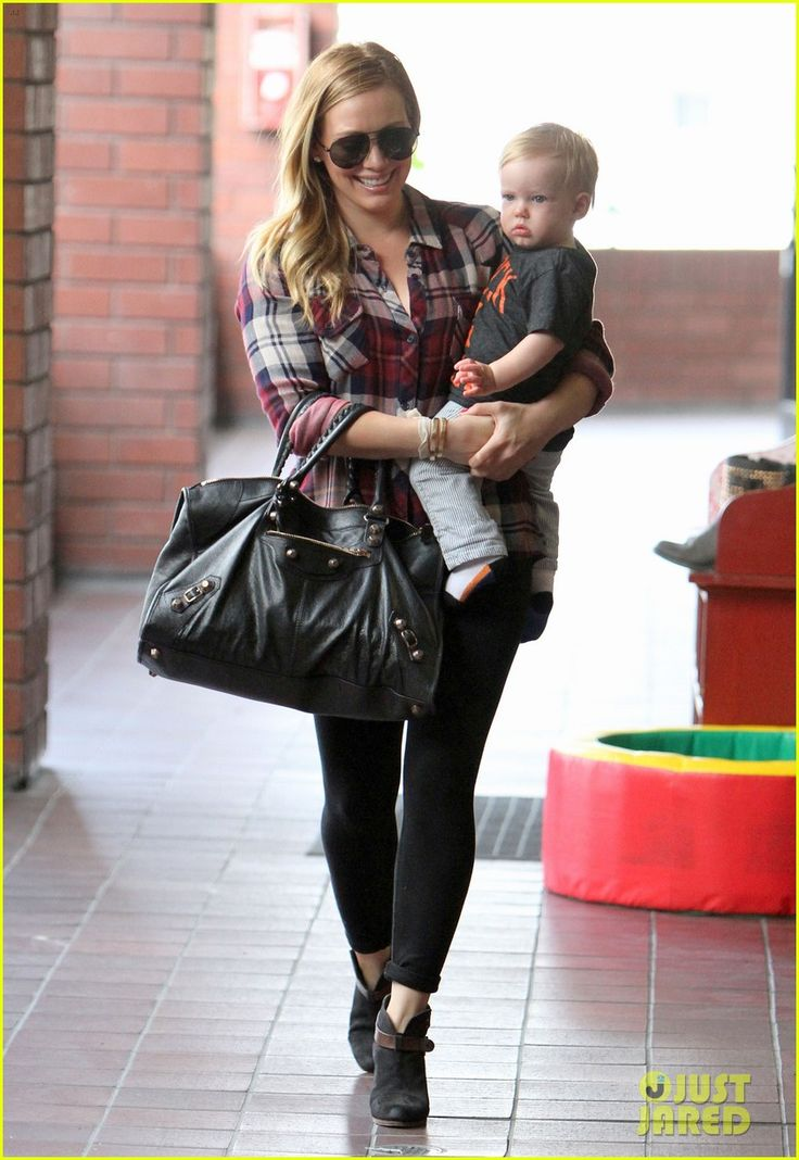 Hilary Duff: Baby Luca Turns 1! | hilary duff baby luca turns 1 09 - Photo Gallery | Just Jared