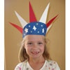 4th of July preschool crafts and activities.