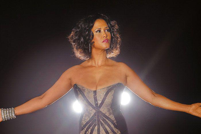 The Whitney Houston Show - 26 maart 2017 in Schouwburg Amphion