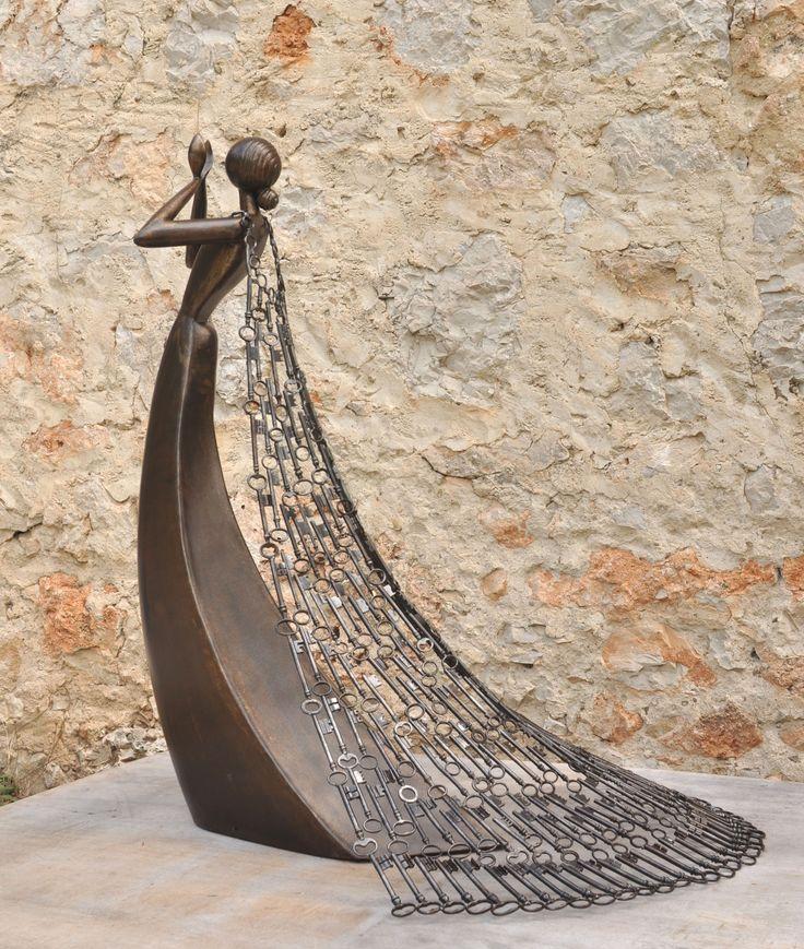 Femmes - Jean-Pierre Augier Sculpteur