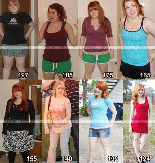 Fat loss motivation! 30 amazing female weight loss transformations! Check these out!